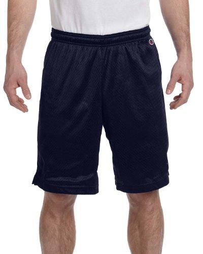 Champion 3.7 oz. Pantalones cortos de malla., 8731, M