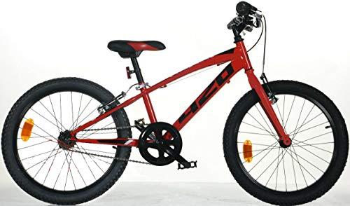 bicicletta bambini misura 20 BICI BICICLETTA SFERA MISURA 20 DINO BIKES BAMBINO BIMBO ART. 420 U SENZA CAMBIO 1V MADE IN ITALY (ROSSO)