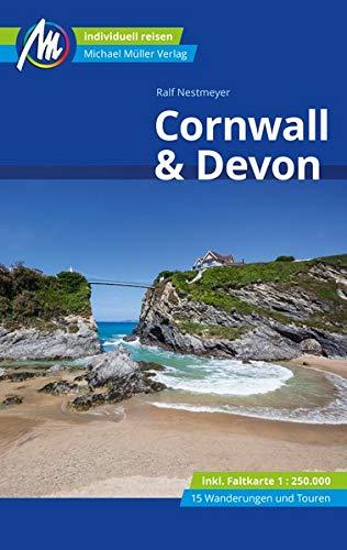 Cornwall & Devon Reiseführer Michael Müller Verlag: Individuell reisen mit vielen praktischen Tipps