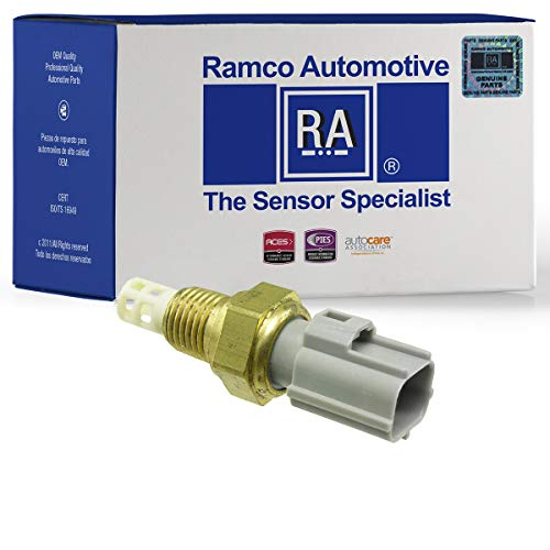 Ramco Automotive, Air Charge Temperature Sensor, Compatible with Wells SU3036, Standard Motor Products AX49 (RA-TS1008)