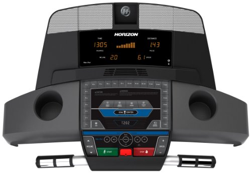 Horizon Fitness T202 Treadmill