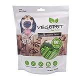 Vege Pet - Green Tea Dental Sticks Snack para Perros Bolsa 340 gr Pack 2 Unidades