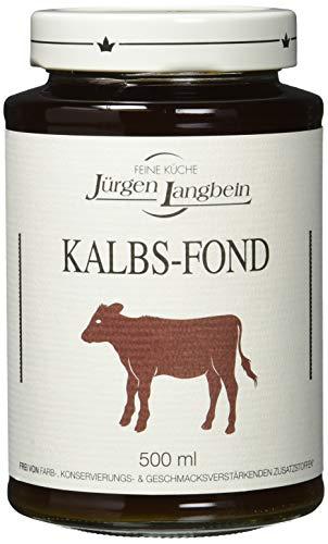 Jürgen Langbein Kalbs-Fond, 6er Pack (6 x 500 ml)