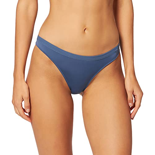 Tommy Hilfiger Tailored Bikini Estilo Ropa Interior, Vintage Indigo, S para Mujer