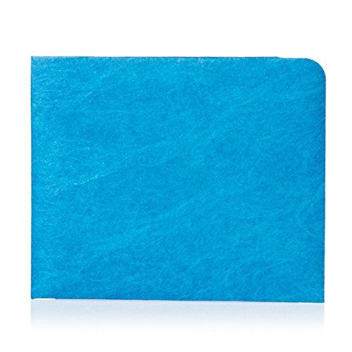 [ペーパーウォレット] paperwallet Wallet SOL008BLU BLUE (ブルー)