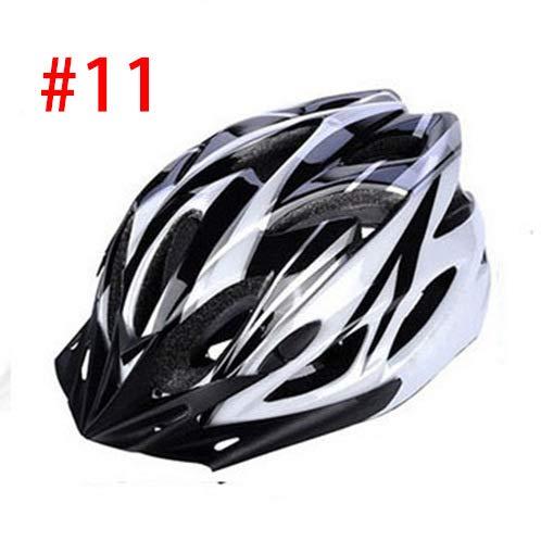 Reithelm bequem und leicht atmungsaktiv Helmschutz Unisex Fahrradhelm verstellbar 11 Einheitsgröße