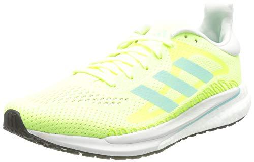 adidas Solar Glide 3 W, Zapatillas de Running Mujer, AMALRE/AGUCLA/TOQGRI, 38 EU