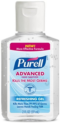 Purell Hand Sanitizer 2 oz (Pack of 11)