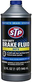 STP 17922 Heavy Duty DOT 3 Brake Fluid, 32 fl oz, Ounces