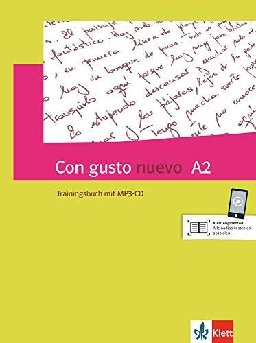 Con gusto nuevo A2: Trainingsbuch mit MP3-CD