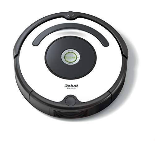 *iRobot Roomba 675 Silber/schwarz, Kunststoff*