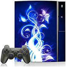 Electric Blue Skin for Sony Playstation 3 Console
