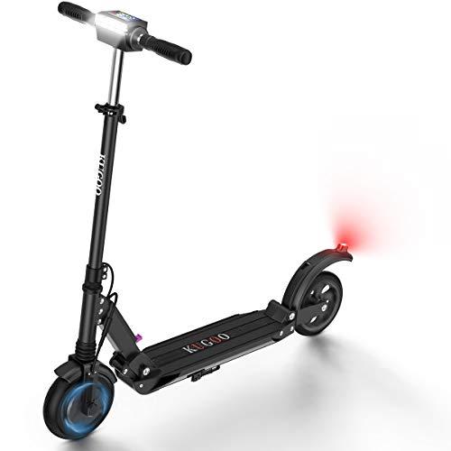 urbetter Faltbarer Elektroscooter 350W City E Roller mit LCD-Display Wasserdichter Elektroroller E Tretroller 30km Elektro Roller, 8