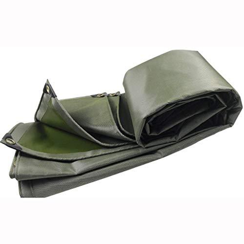 Toile d'ombrage SAP- Tissu Anti-Pluie Poncho résistant à l'usure Bâche imperméable épaississante crème Solaire Stable (Size : 4m*8m)