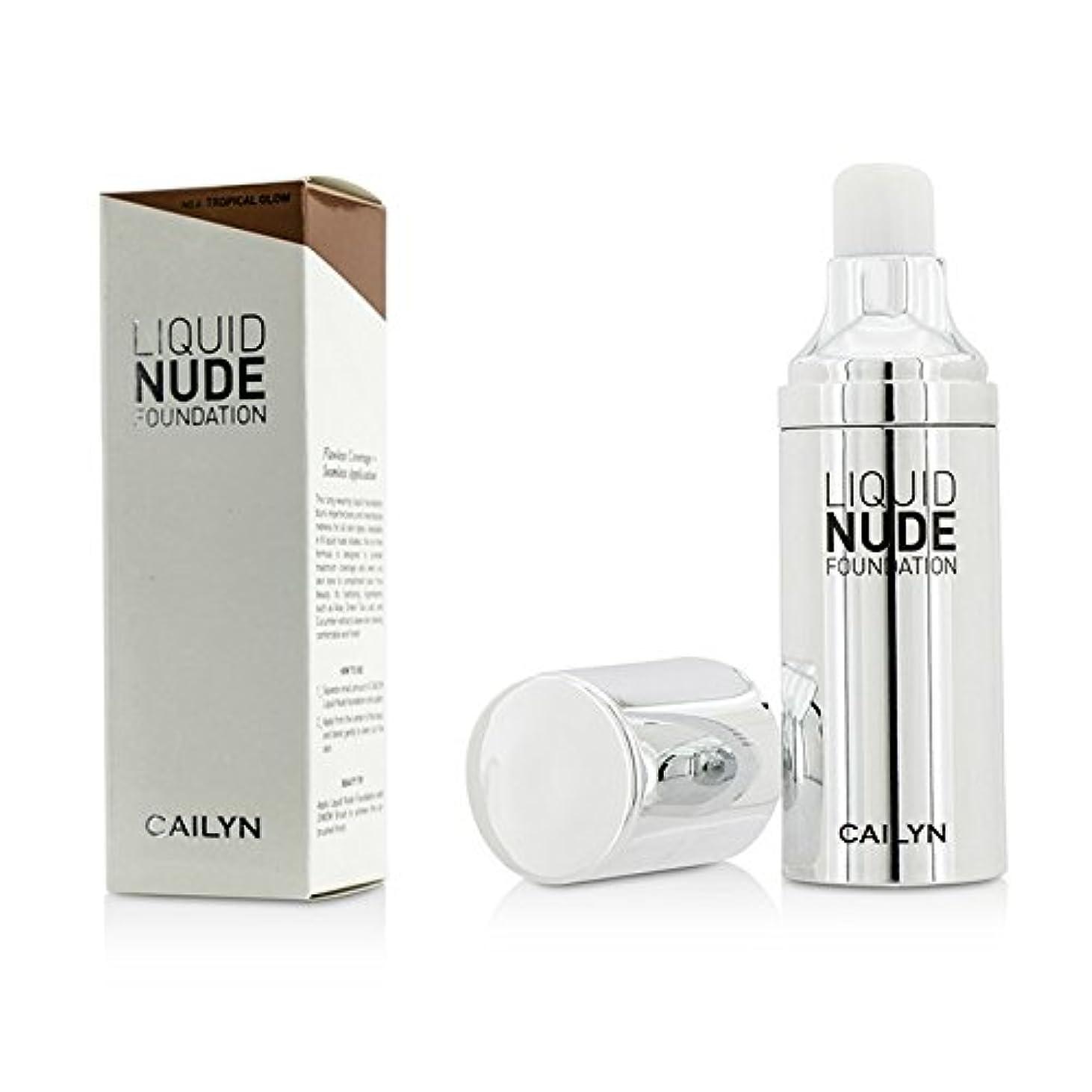 ゲーム便宜好きであるケイリン Liquid Nude Foundation - #06 Tropical Glow 30ml/1oz並行輸入品