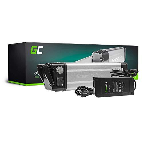 GC EBIKE Batteria 36V 14.5Ah Bicicletta Elettrica Rear Rack con Celle...