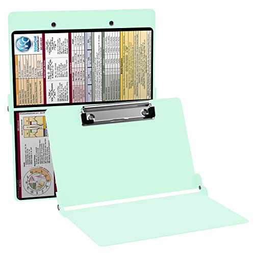 WhiteCoat Clipboard - Mint - Medical Edition