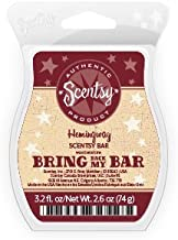 Scentsy Hemingway Wax 3.2oz Warmer Bar Rare and Retired
