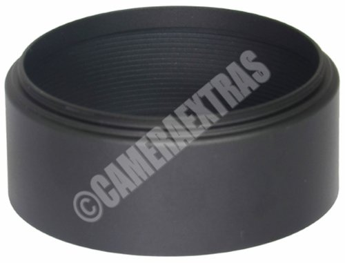 40.5mm Kwaliteit Metalen Schroef Op lens Hood Shade Canon Nikon Pentax Sony Olympus