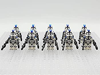 Star Wars 501st Clone Troopers Army Set