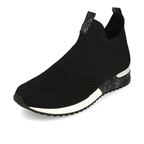 La Strada 1805836 Sneaker Knitted Black
