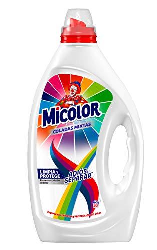 Micolor Detergente Gel Adiós al Separar - 30 Lavados