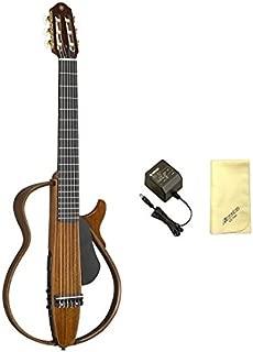 【愛曲クロス付】【純正電源アダプター/PA-3C付】YAMAHA ヤマハ SLG200NW サイレントギター ナイロン弦
