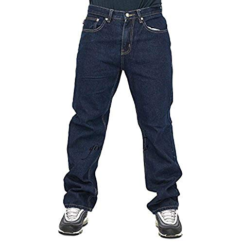 Peviani - Jeans - Uomo Stonewash Blue 34W x 31L