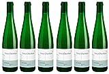 Bio Wein Weißwein Riesling Qualitätswein Mosel-Saar-Ruwer Deutschland 2018 Vegan Histaminarm (6 x 0,75l)