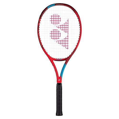 Yonex VCORE Feel Tennis Racquet, Tango Red (4 3/8″ Grip Size)