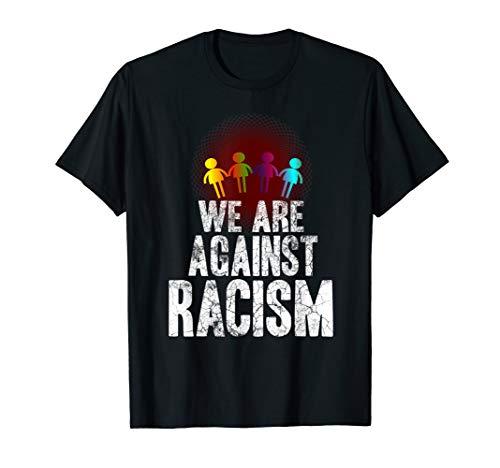 Cooles Gegen Rassismus Gegen Rechts Gegen Nazis T-Shirt