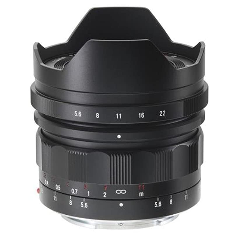 Voigtlander 12mm f/5.6 Ultra Wide Heliar Aspherical III Lens for Sony E Mount