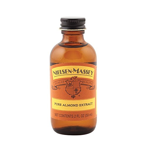 Nielsen-Massey Pure Almond Extract, with Gift Box, 2 ounces