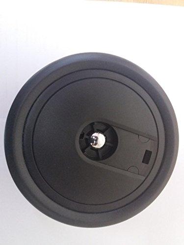 Peg Perego Doppia ruota anteriore nero per Pliko Mini