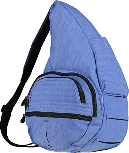 AmeriBag Healthy Back Bag tote Carry All Extra Large (Iris)