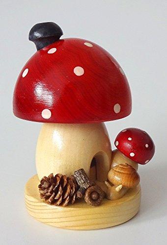 German Smoker House - Mushroom
