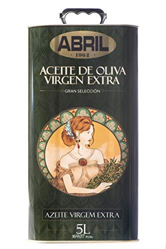 Abril Aceite de Oliva Virgen Extra Gran Selección Lata 5 L