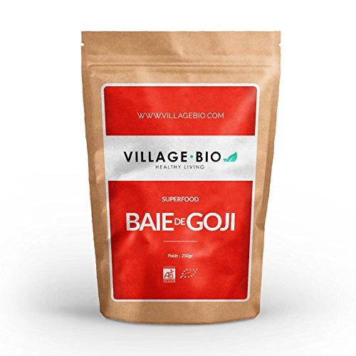 Village Bio - Baies de Goji Bio