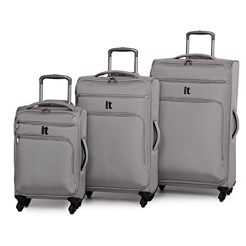 it luggage Megalite 3pc Spinner Set with Expander,...