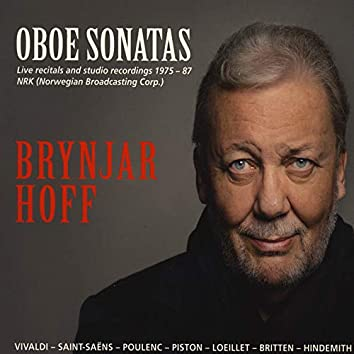 Oboe Sonatas (Live Recitals and Studio Recordings 1975 - 87)
