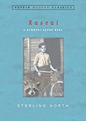 Rascal, by Sterling North, is a treasured book of the author's childhood in Wisconsin, with a raccoon named Rascal. Newbery winner; recommended!