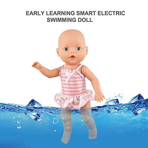 Ploufer Kinder Schwimmen Puppen Kinder Puppe Badespielzeug Ich kann Schwimmen Baby Kinder Spielzeug Geburtstagsgeschenke Genuss Freude Anbieter workable