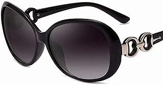 Fashion Women Shades Oversized Eyewear Classic Sunglasses UV400-Black MY#8F