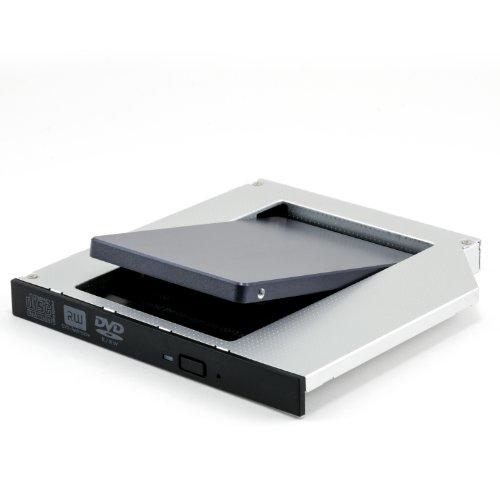 Computer CSL - HDD SSD Laufwerksrahmen fürs Notebook - unterstützt SATA III SATA 3.0 - für SSD HDD Serial ATA SATA Festplatten - Festplattenrahmen Aufrüstset Bootfähig