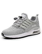 Heren Womens Sport Casual Hardlopen Schoenen Wandelen Joggen Gym Sneakers Comfortabele Ademende Mode Trainers Atletisch Gaas 34-46EU