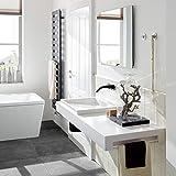 Infrarot Spiegelheizung Badezimmer mit 400Watt ✓ Heizung Rahmenlos Mirrorline ✓ TÜV & GS ✓ 5 Jahre Herstellergarantie ✓ Überhitzungsschutz - 2