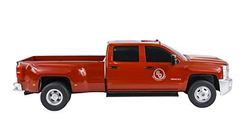 Big Country Toys Chevrolet Silverado - 1:20 Scale - Farm Toys - Toy Truck with Gooseneck Hitch