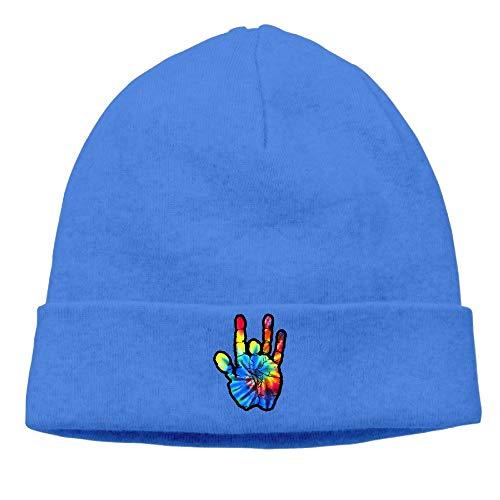 ghkfgkfgk Grateful Dead Jerry Hand Skull Beanies Hat Unisex Hip-hop Cap