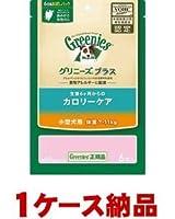 【1ケース納品】 ニュートロジャパン グリニーズプラス カロリーケア 小型犬用 7-11kg 6P ×40個入