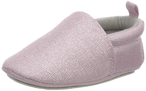 Sterntaler Mädchen Baby-Krabbelschuh Slipper, rosa, 24 EU